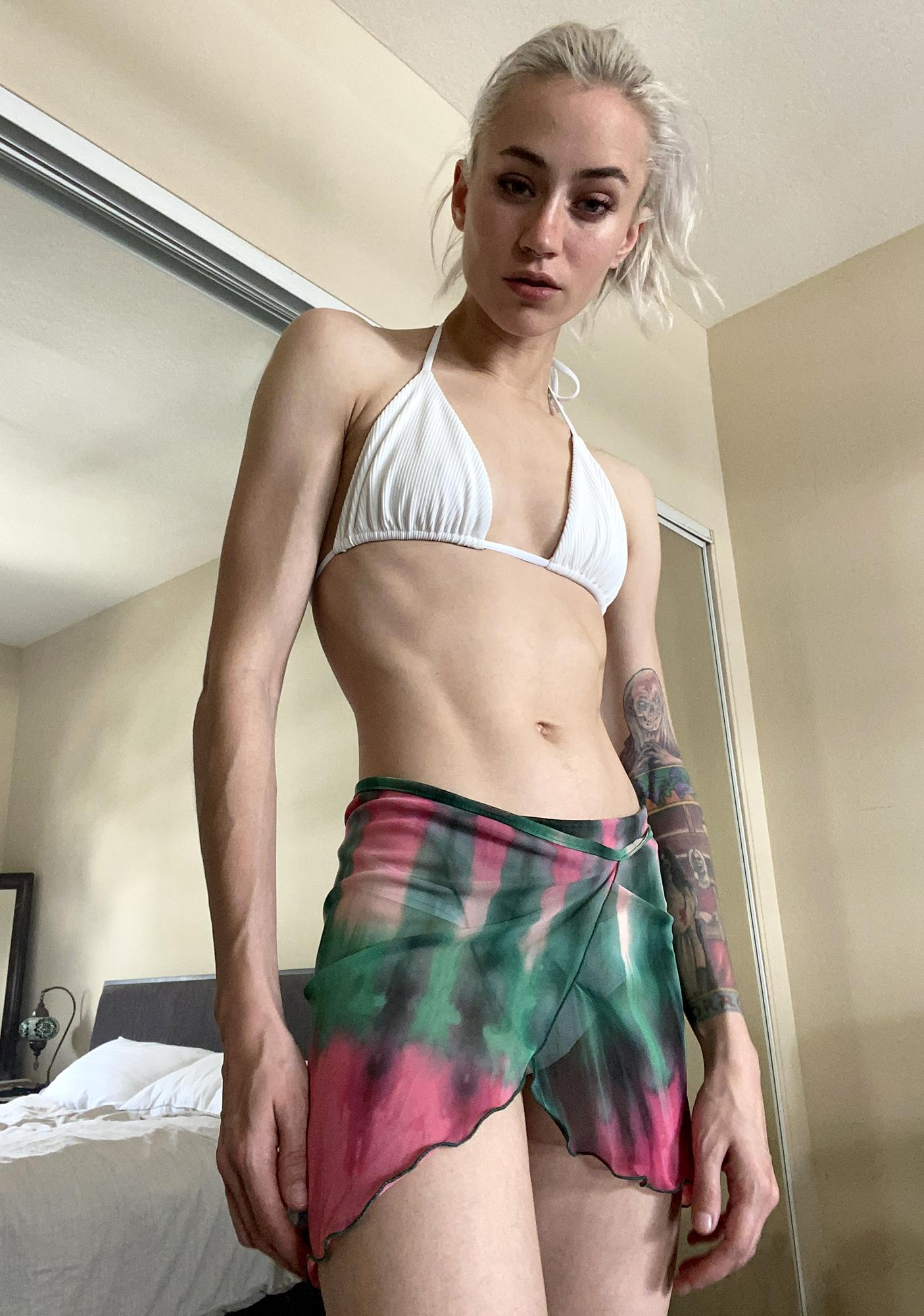 Hot Summer Nights Wrap Skirt