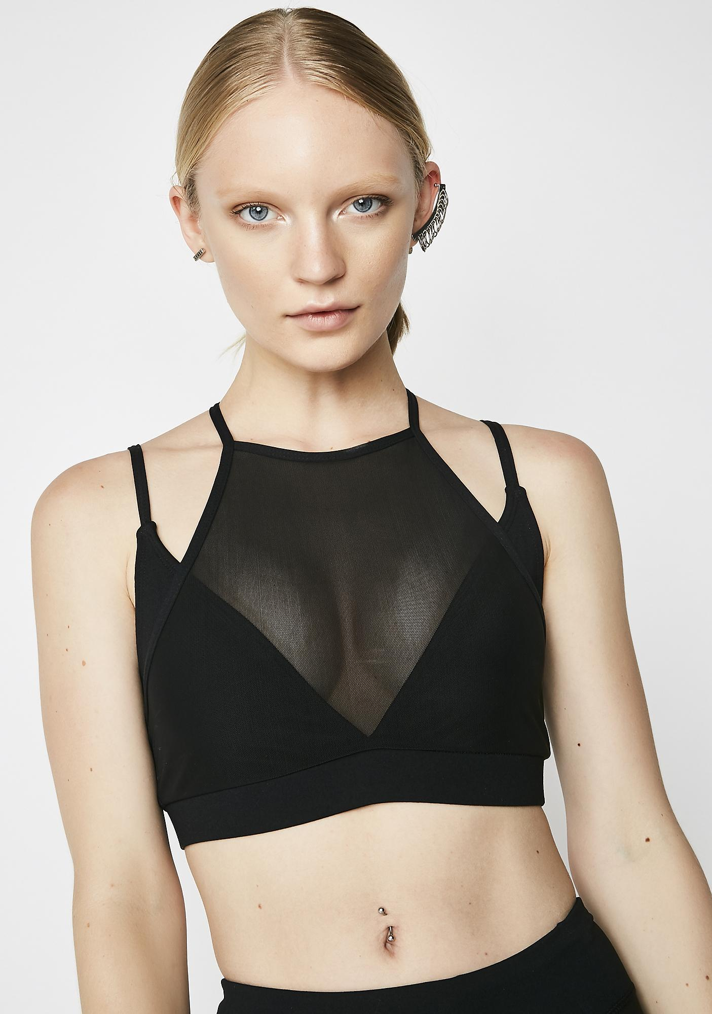 Over It Sports Bra