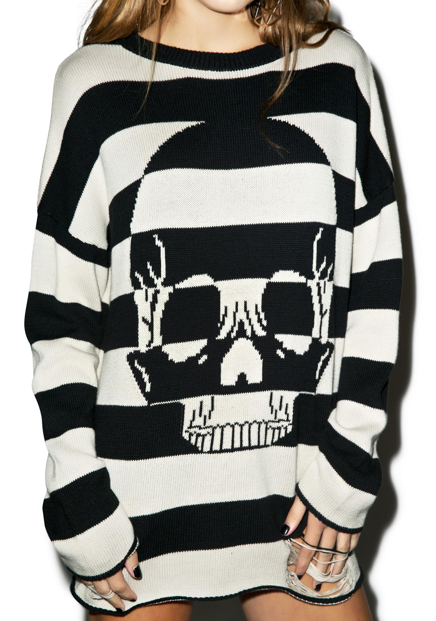 Iron Fist Urban Decay Striped Sweater