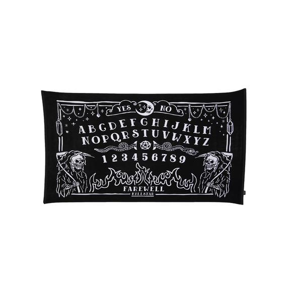 Killstar Beach Bored Towel