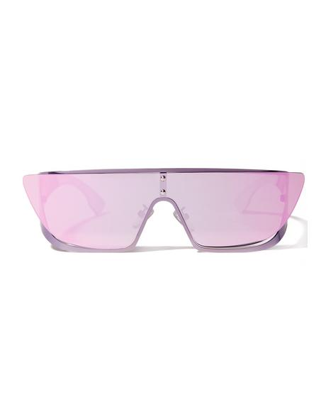 Purple Hazed Terminator Sunglasses