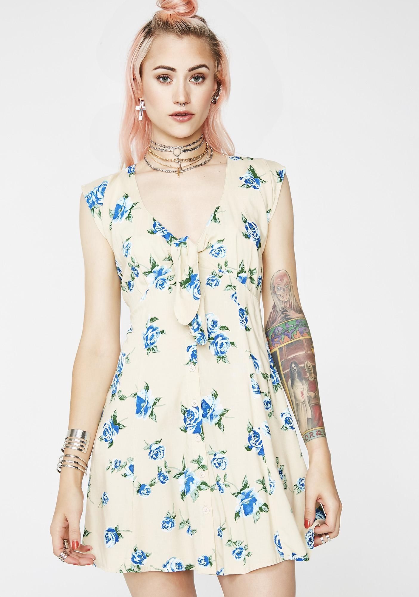 Motel Trisemi Dress