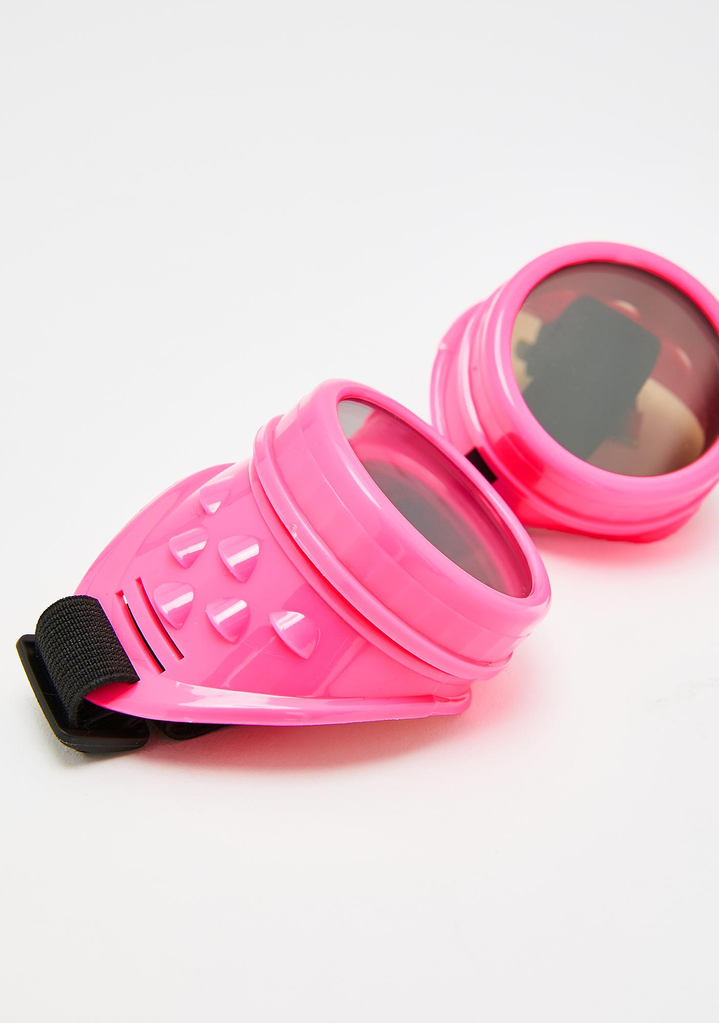 Sweet Dusty Delirium Tinted Goggles