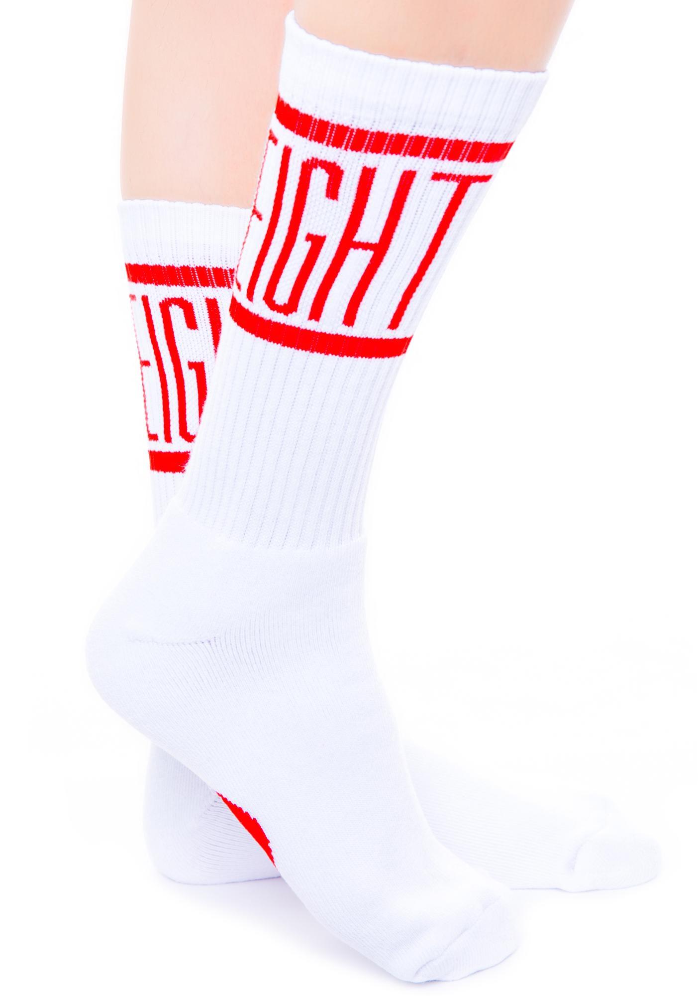 Rebel8 Degenerate Socks