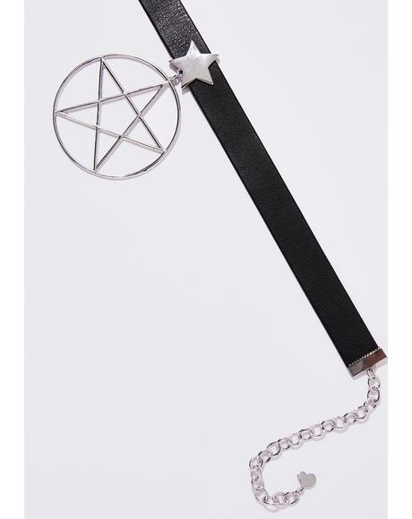 Bad Intentions Choker