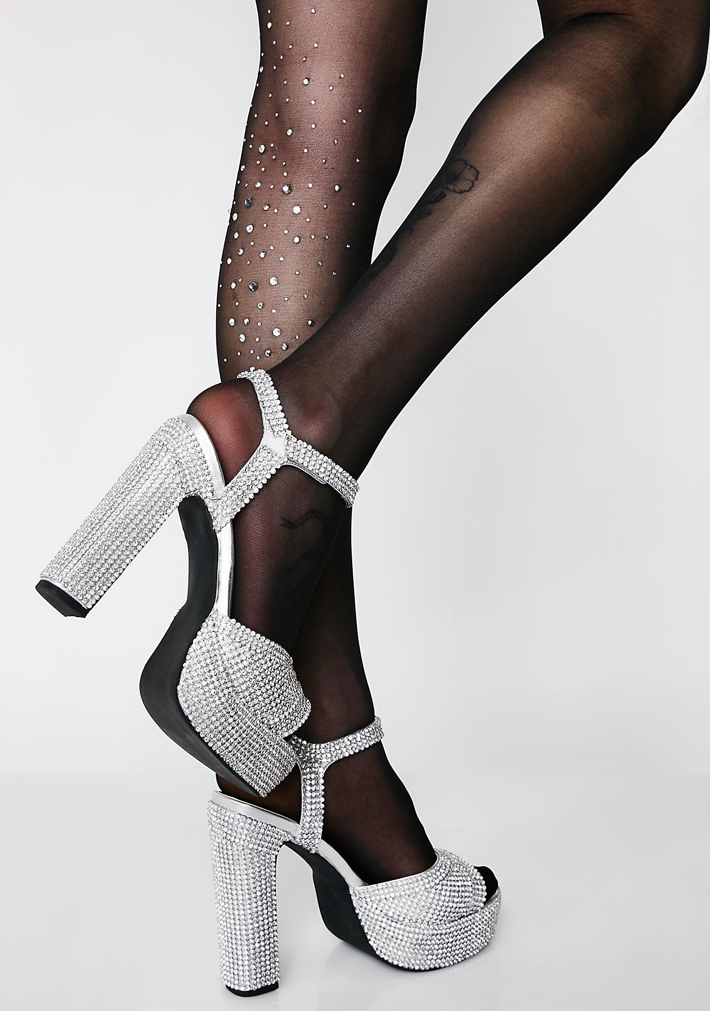 Haute Topic Sheer Tights