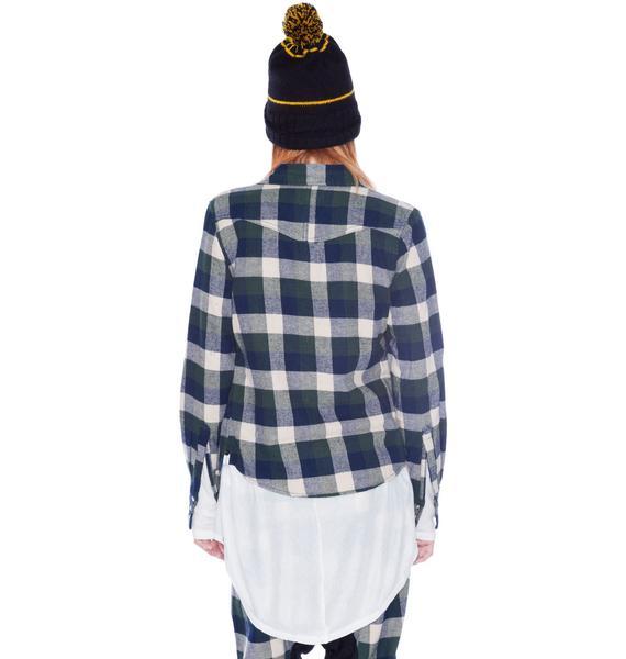 One Teaspoon Lumberjack Shirt