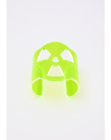Rave Radiation UV Bracelet