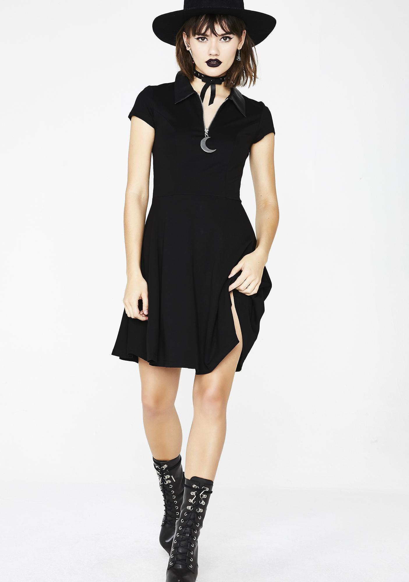 Killstar Coven Cutie Skater Dress