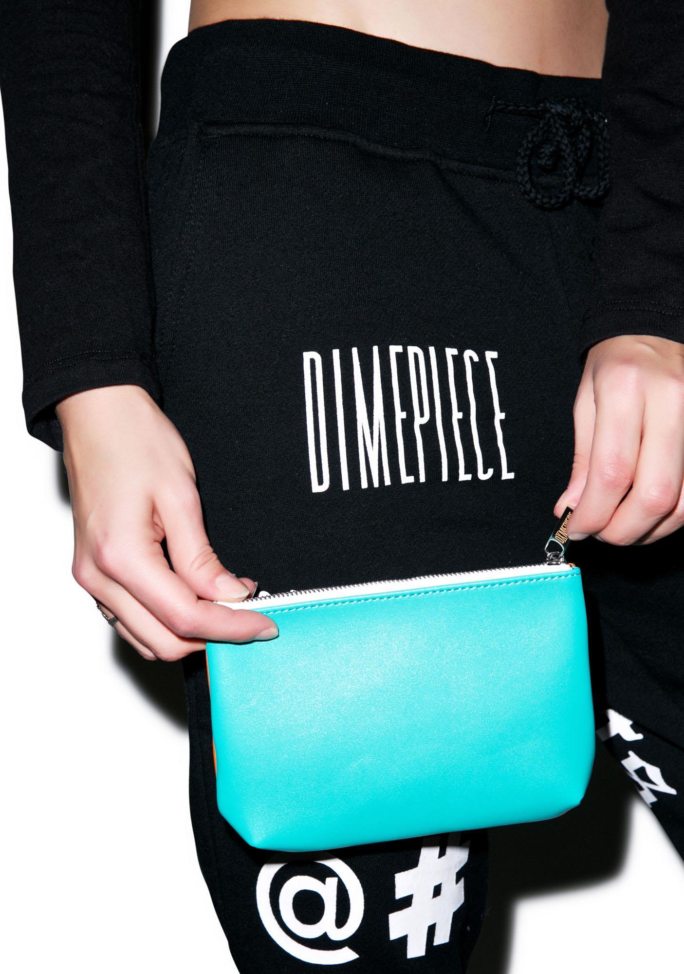 Dimepiece Designer Eyes Coin Pouch