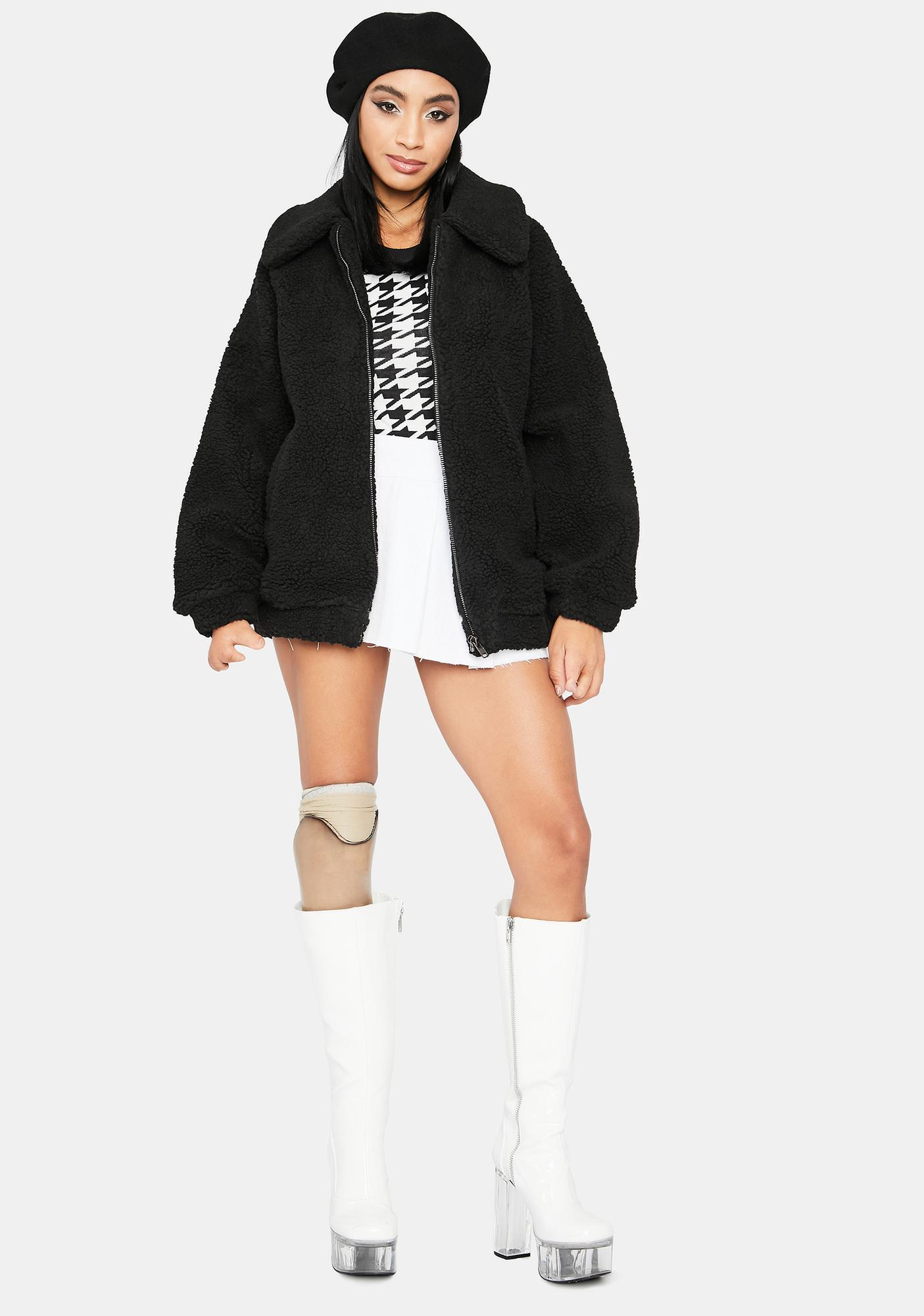 Only Legends Teddy Jackets