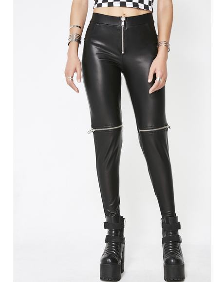 Joy Ride Zip Pants