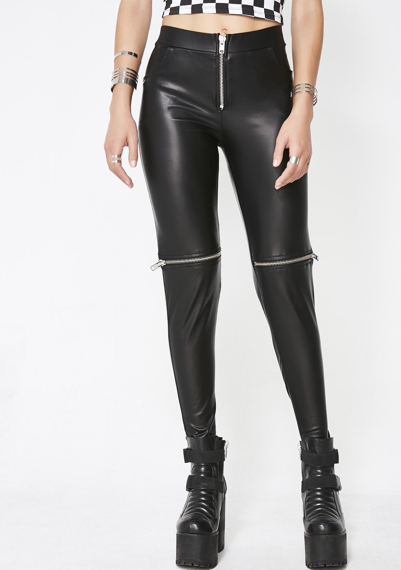 Joy Ride Zip Pants