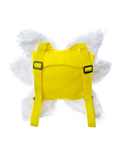 Daizy Furry Backpack