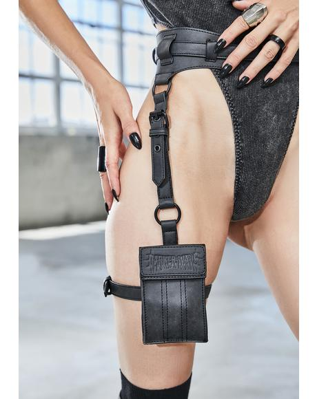 Bassline Matte Utility Garter Bag