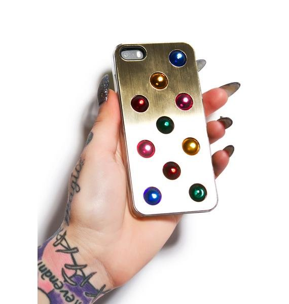 Zero Gravity Jewel Pop iPhone 5/5S Case