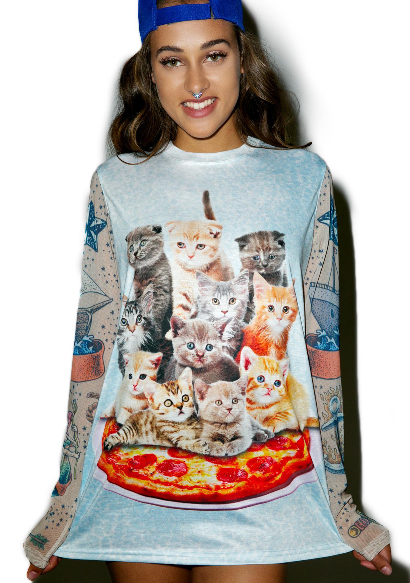 Kitty Tattoo Tee