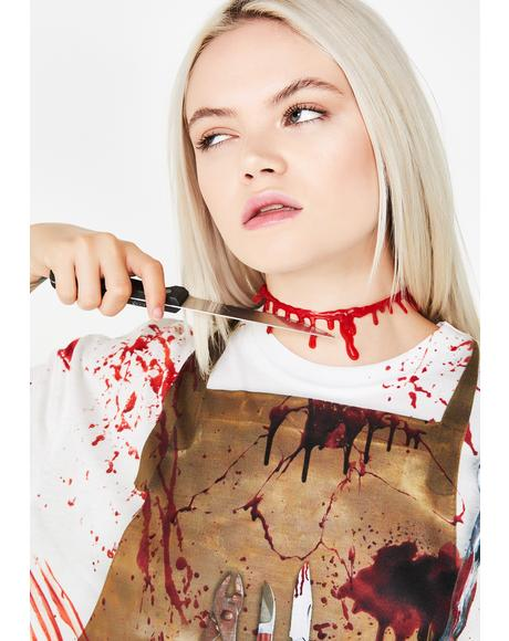 Bloody Mary Choker