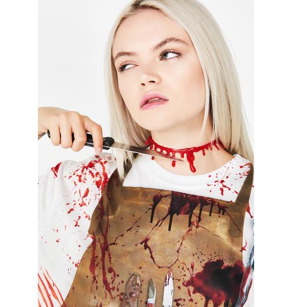 Bloody Mary Choker
