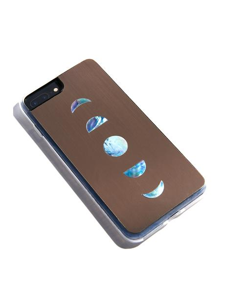 Moonlight Gold Phone Case