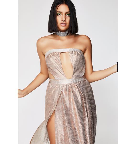 In The Spotlight Maxi Dress