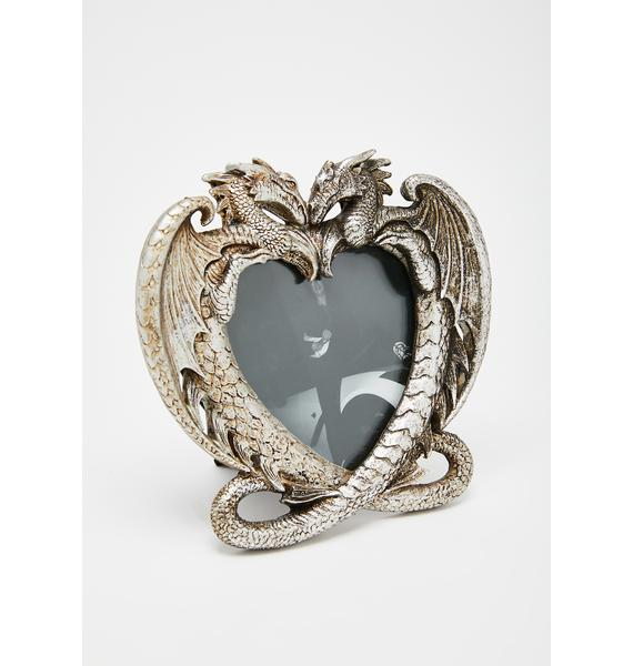 Alchemy England Dragon Heart Picture Frame