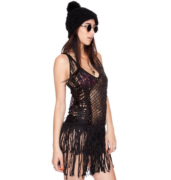 UNIF Birkin Mini Dress