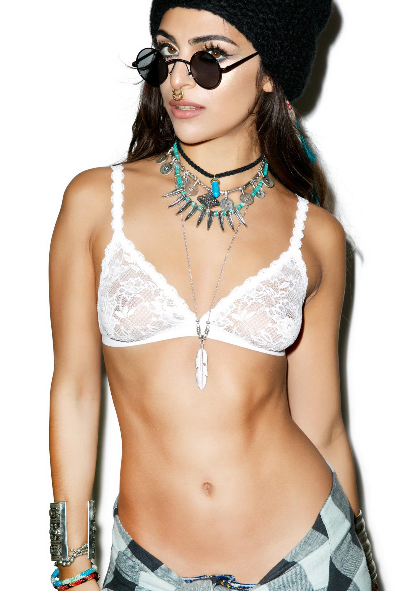 CSBLA Dreamie Triangle Bra