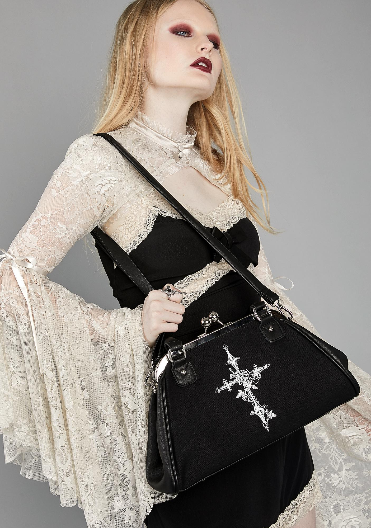Widow Post-Mortem Granny Purse