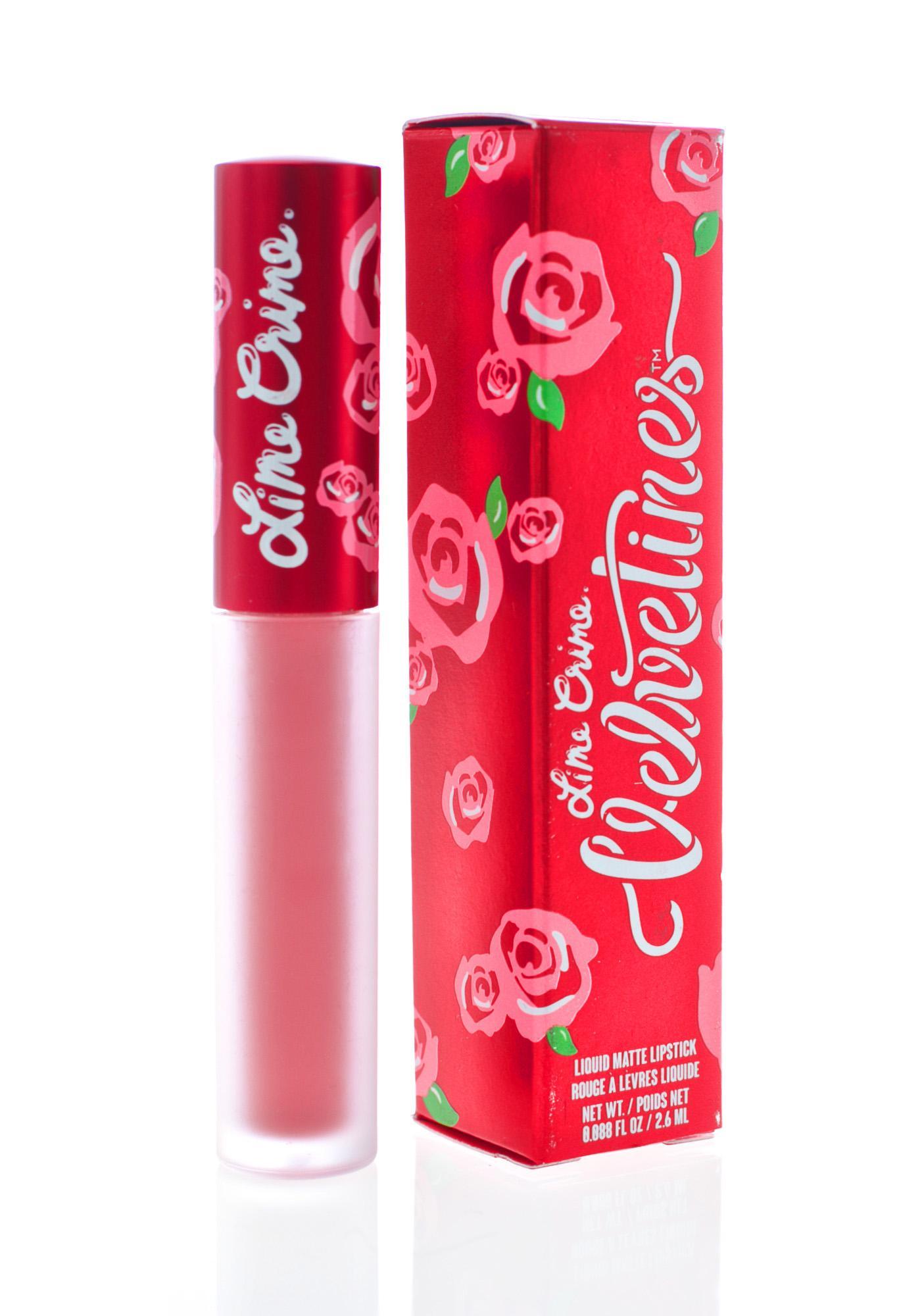 Lime Crime Cupid Velvetine Liquid Lipstick