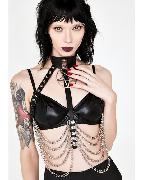 Hell Is Haute Harness