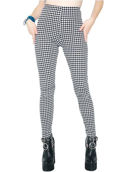 Houndstooth Sco Pants