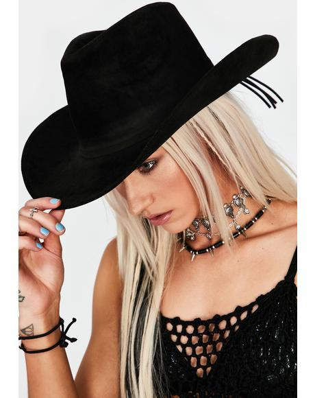 Wild West Bolo Cowboy Hat