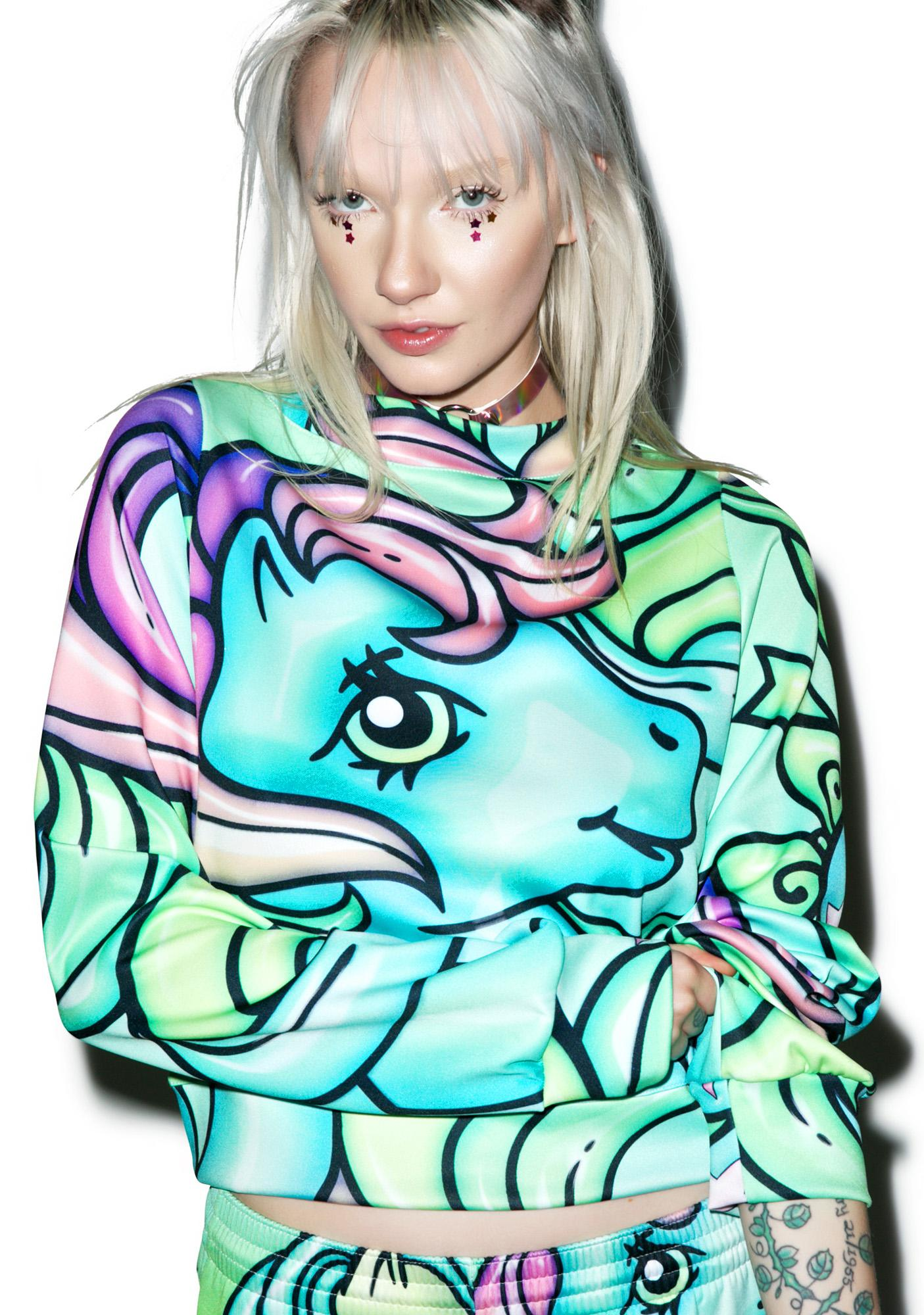 Alice Vandy Starflower Sweatshirt