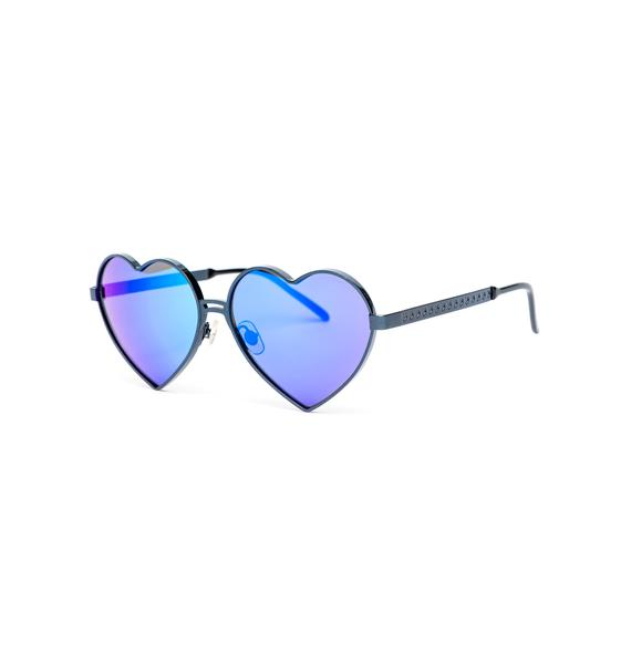 Wildfox Couture Lolita Deluxe Sunglasses