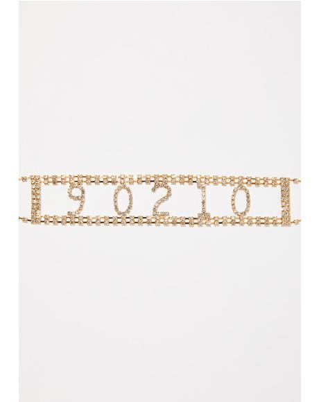 Beverly Hillz BB Choker