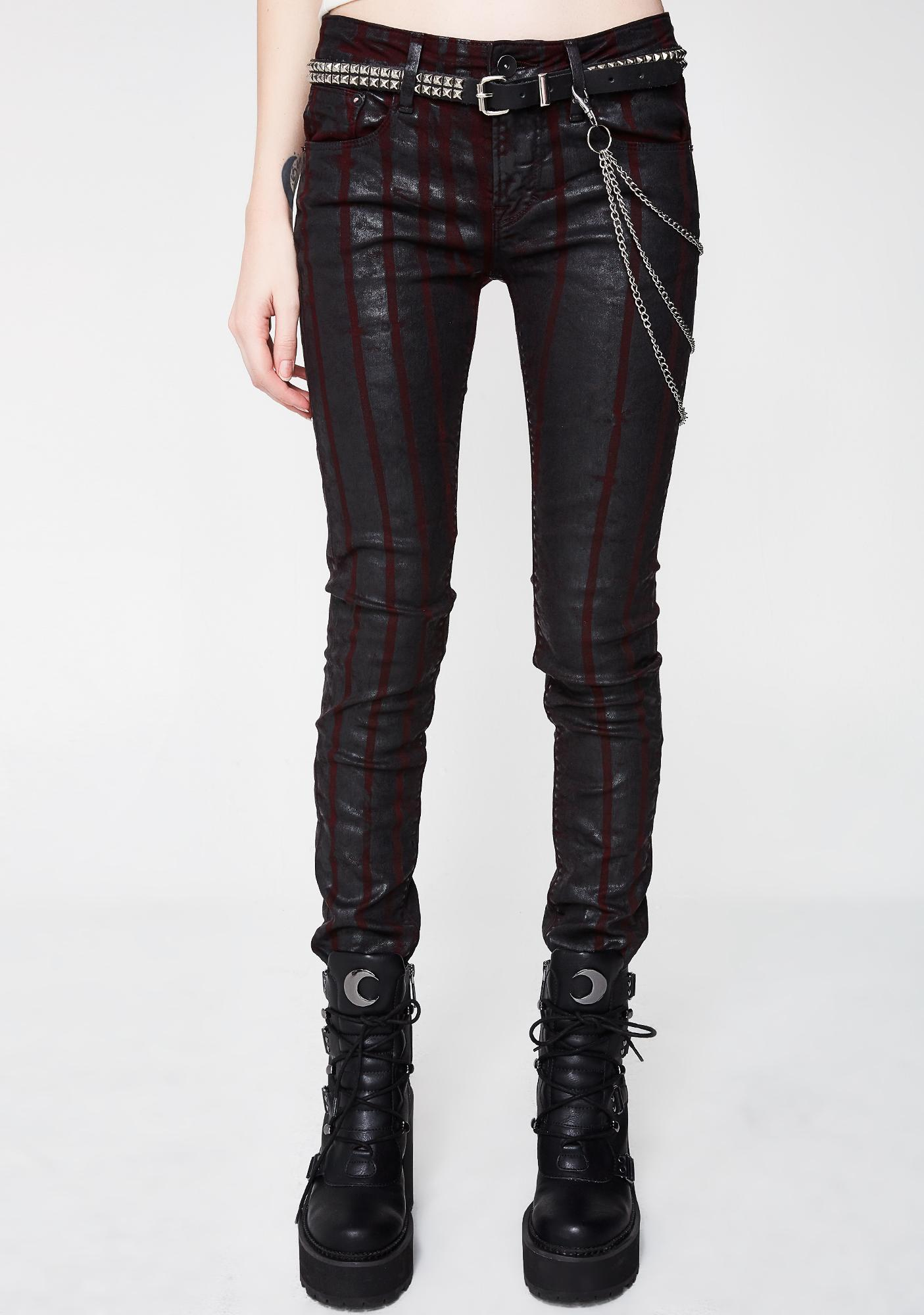 Cult of Individuality Zen Mid Rise Jeans