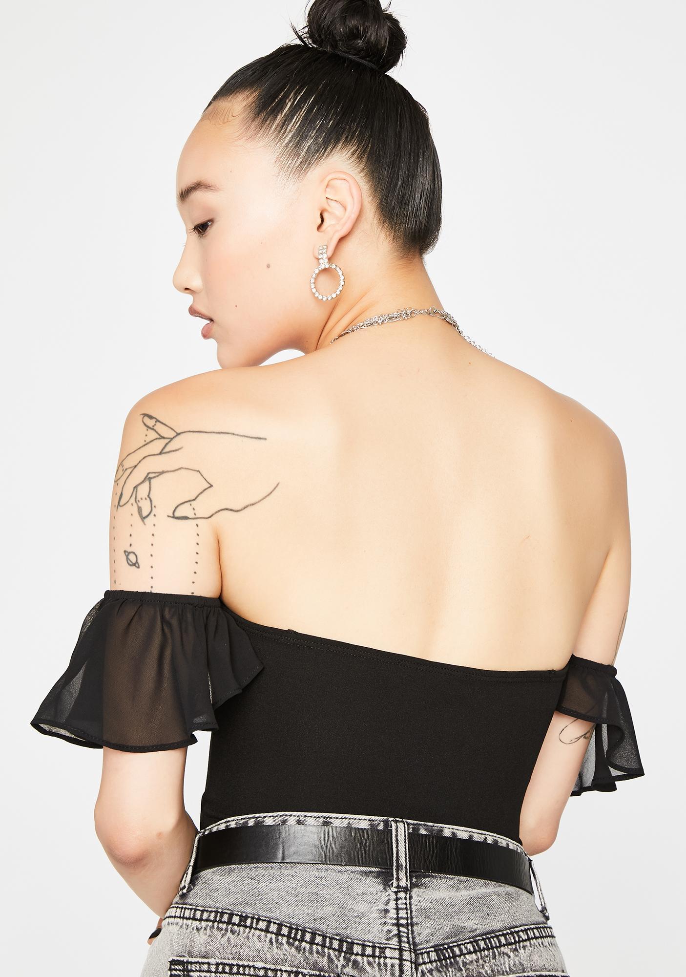 Simple Luv Strapless Bodysuit