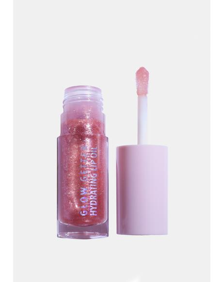 Tickled Pink Glow Getter Hydrating Lip Oil