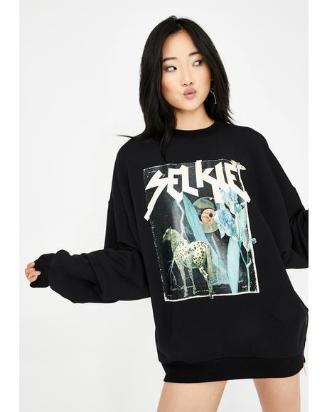 Heavy Metal Dream Sweatshirt
