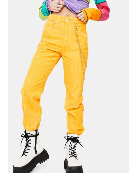 Settler Corduroy Pants
