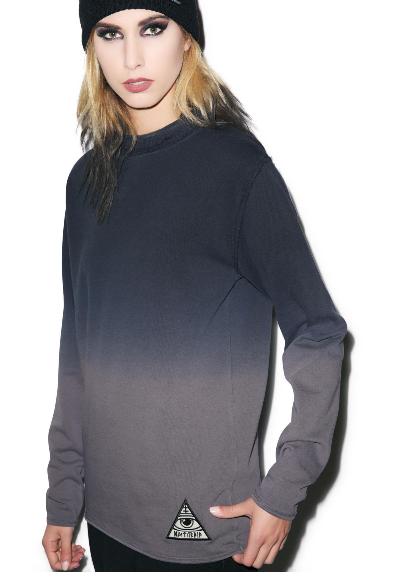 Disturbia Fade to Black Sweatshirt