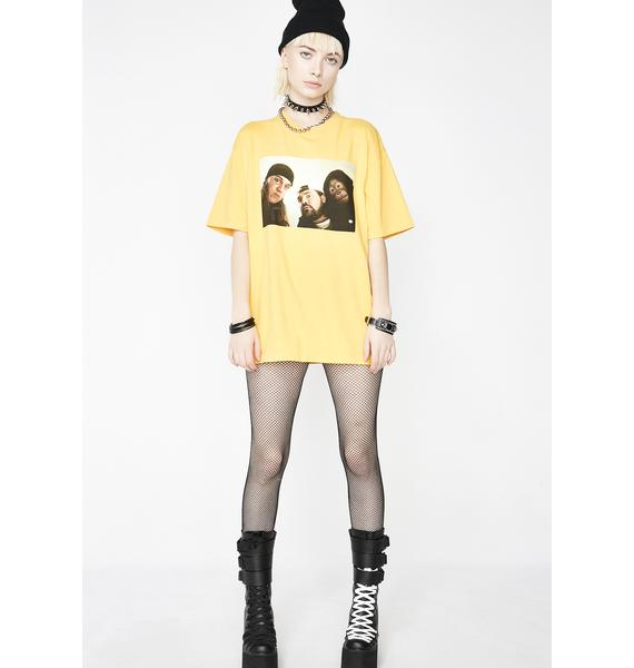Dumbgood Jay and Silent Bob Tee
