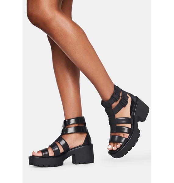 VAGABOND SHOEMAKERS Dioon Leather Sandals