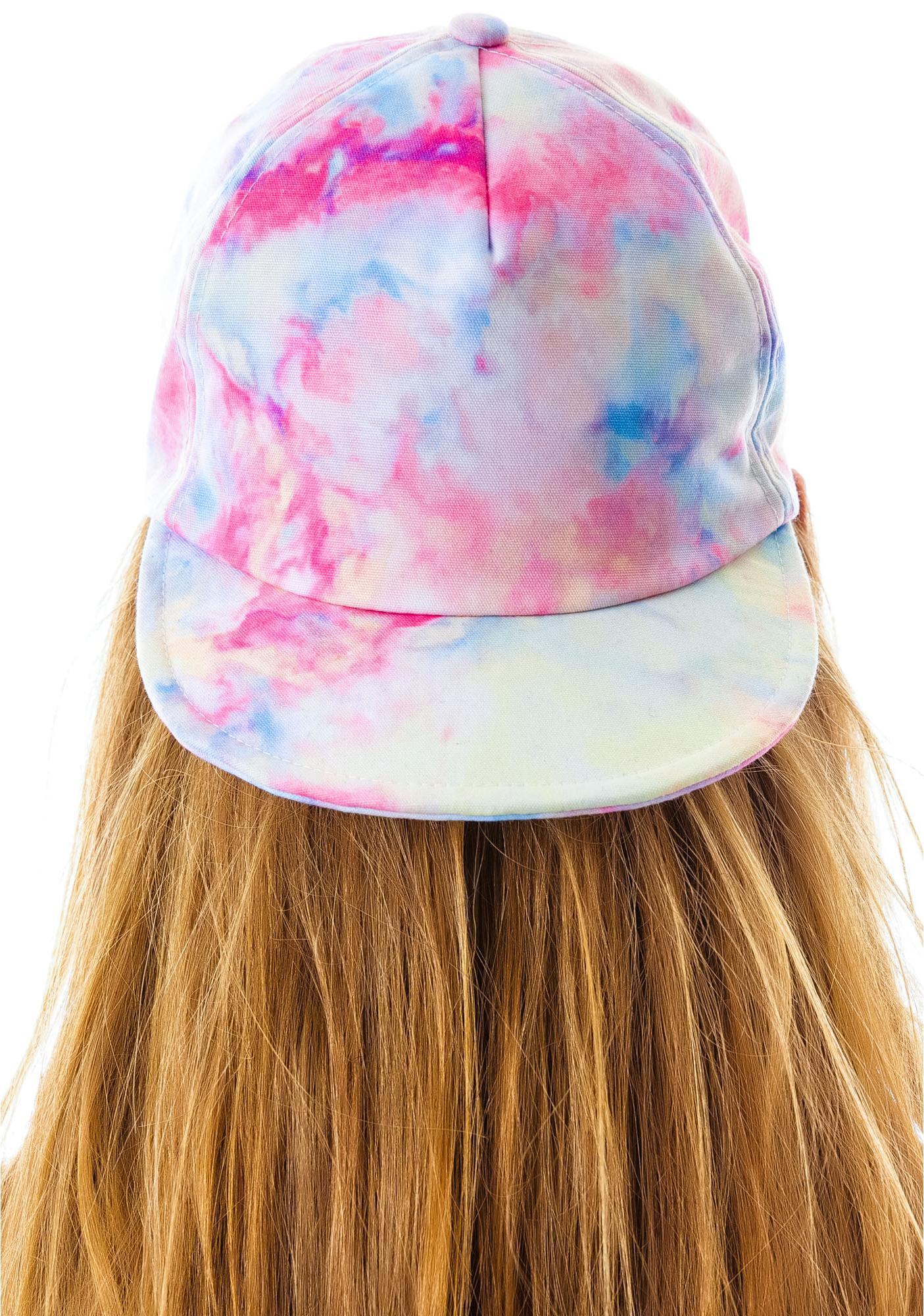 UNIF Tie Dye Folly Hat
