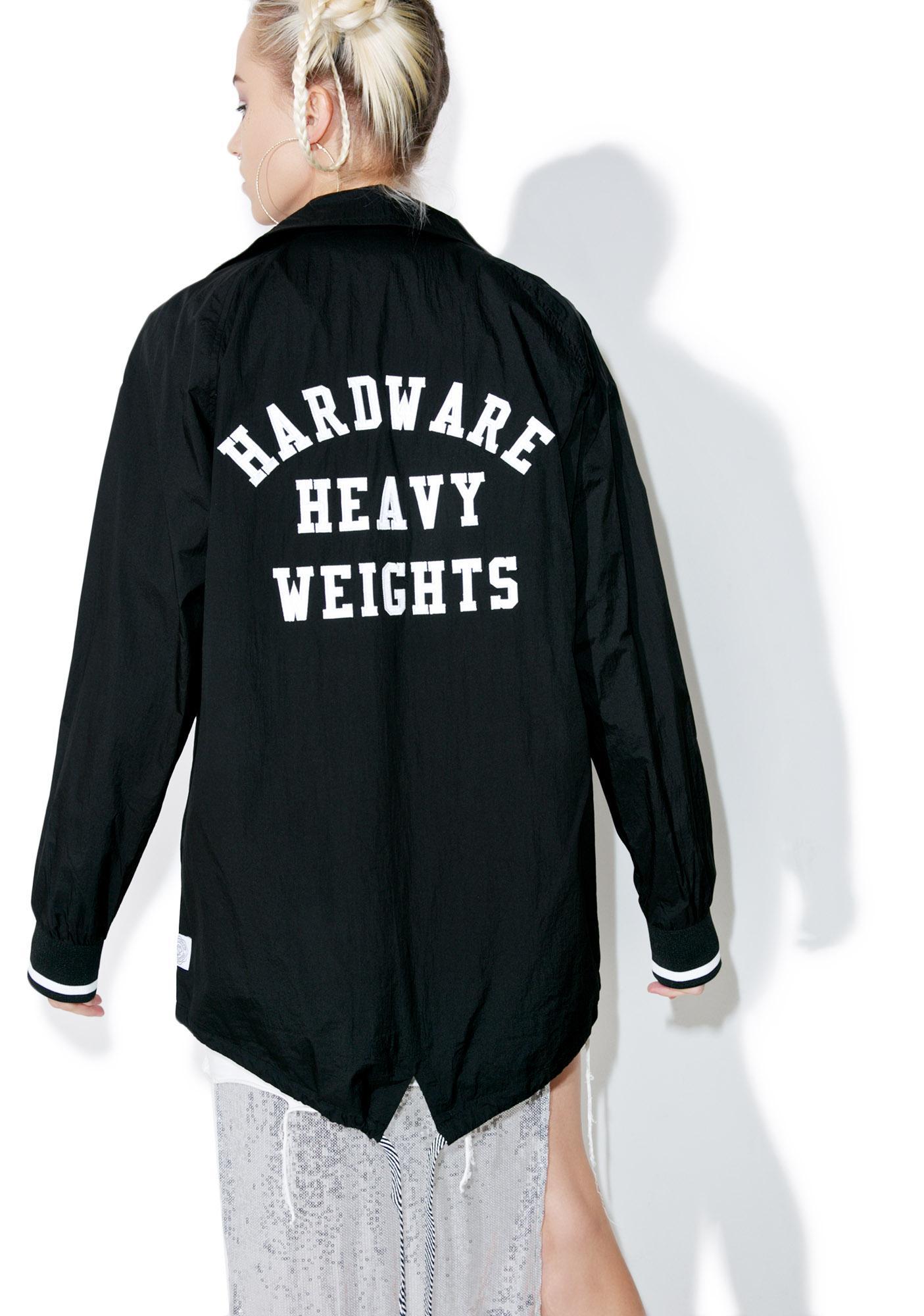 Diamond Supply Heavyweights Coaches Jacket