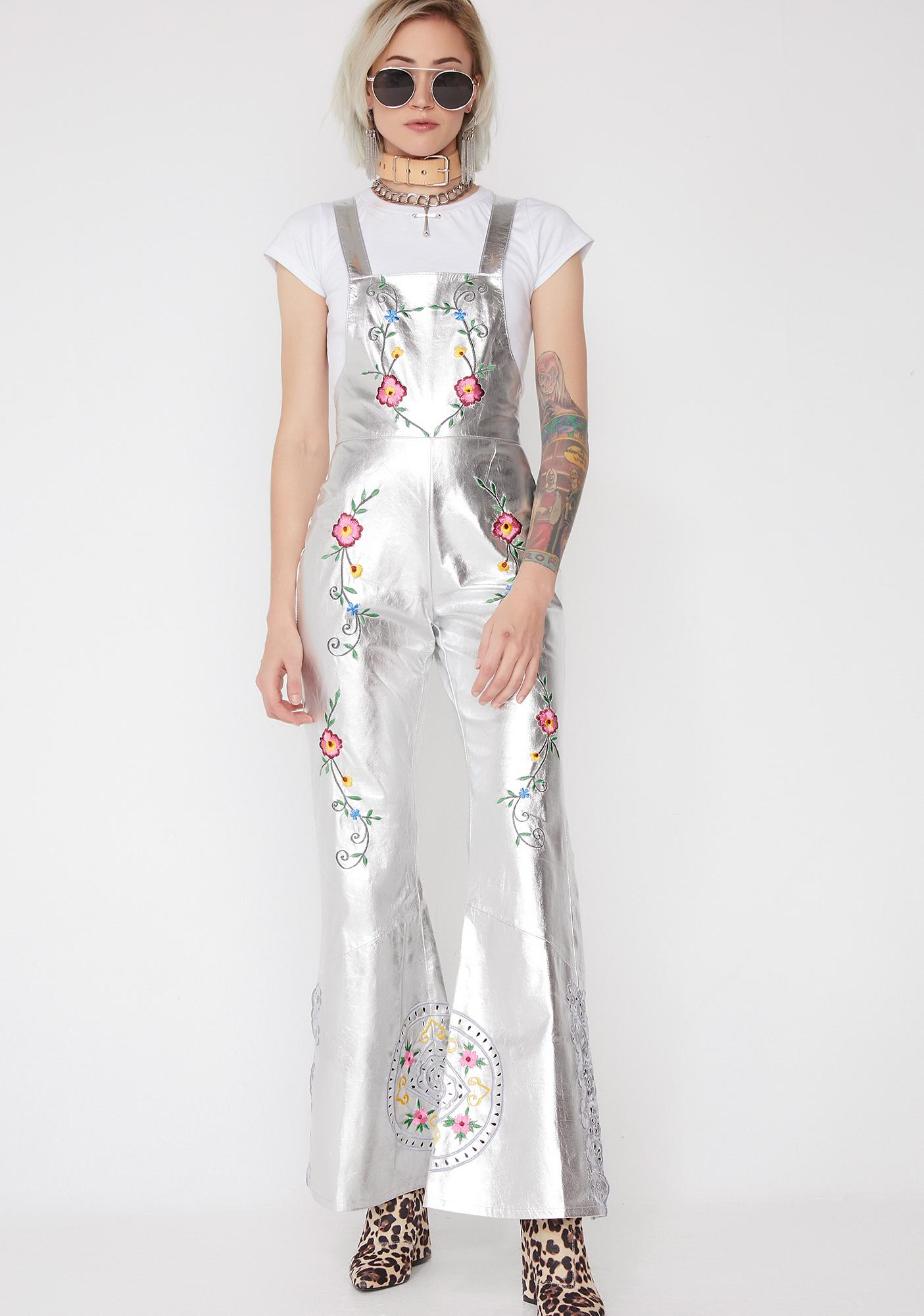 8c1195e13e164 Fillyboo At The Heart Of It Overalls | Dolls Kill