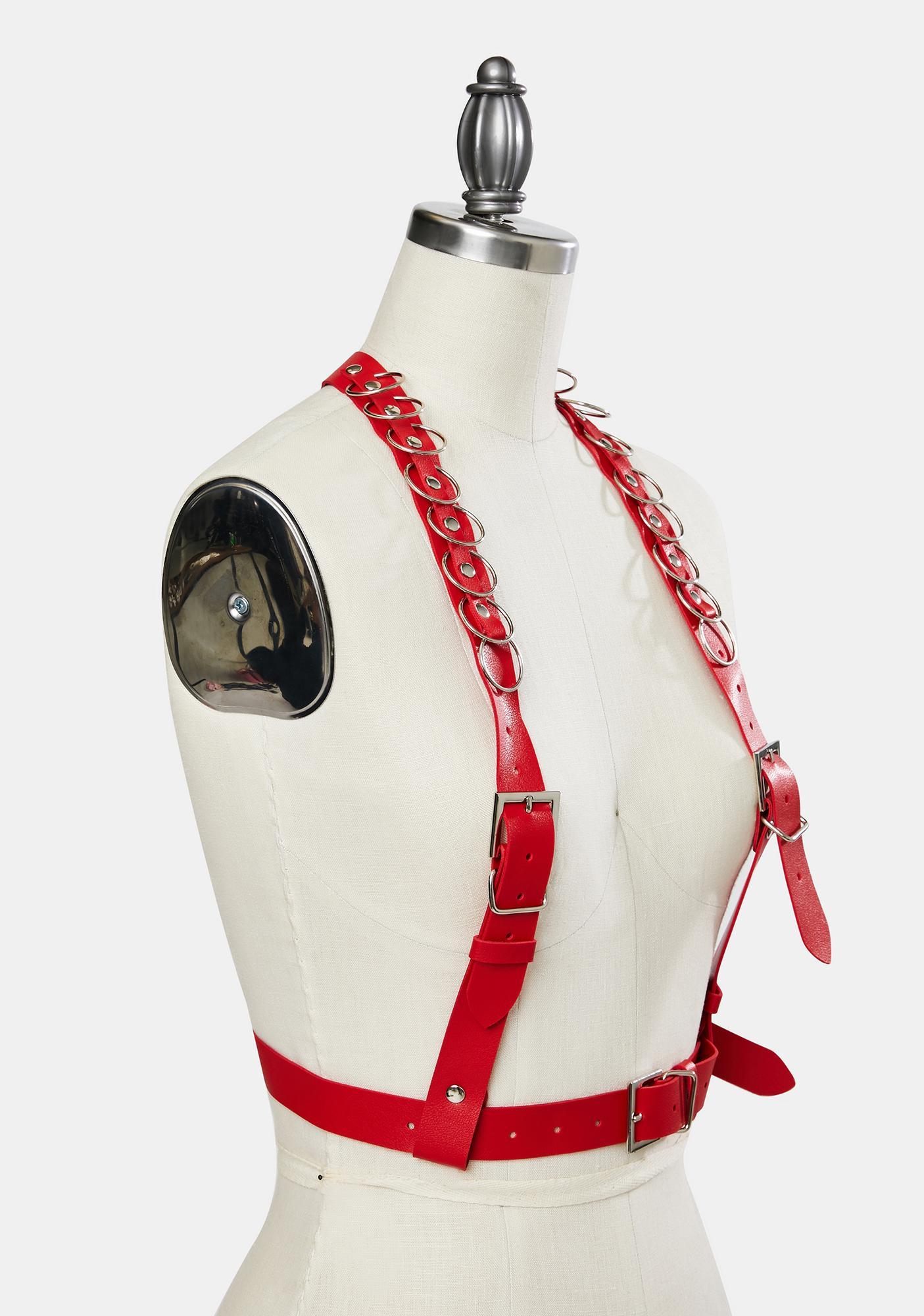 Hypnotic Heat Body Harness