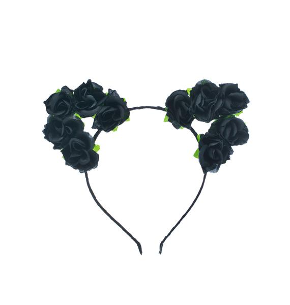 FlowerChild Revolution Carmella Rose Cat Ears