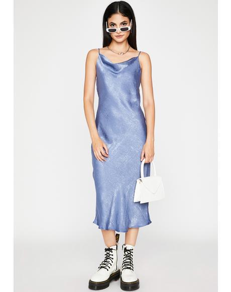 Chill Classy Nitez Maxi Dress